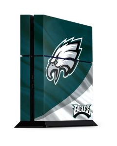 Philadelphia Eagles PS4 Console Skin