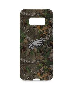Philadelphia Eagles Realtree Xtra Green Camo Galaxy S8 Plus Lite Case