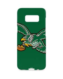Philadelphia Eagles Retro Logo Galaxy S8 Plus Lite Case