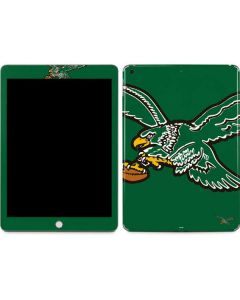 Philadelphia Eagles Retro Logo Apple iPad Skin