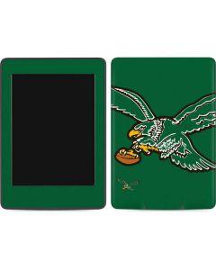 Philadelphia Eagles Retro Logo Amazon Kindle Skin