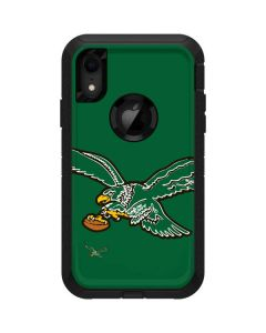 Philadelphia Eagles Retro Logo Otterbox Defender iPhone Skin