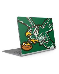 Philadelphia Eagles Retro Logo Surface Book 2 13.5in Skin