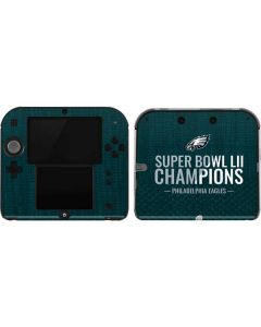 Philadelphia Eagles Super Bowl LII Champions 2DS Skin