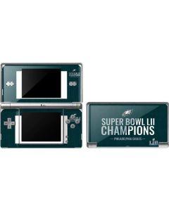 Philadelphia Eagles Super Bowl LII Champions DS Lite Skin