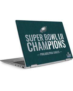 Philadelphia Eagles Super Bowl LII Champions HP Envy Skin