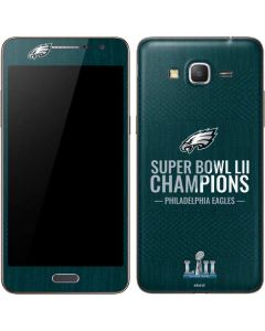 Philadelphia Eagles Super Bowl LII Champions Galaxy Grand Prime Skin