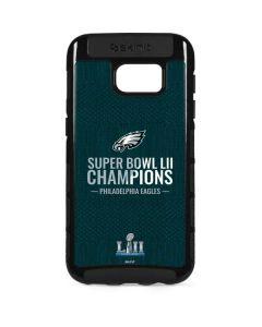 Philadelphia Eagles Super Bowl LII Champions Galaxy S7 Edge Cargo Case