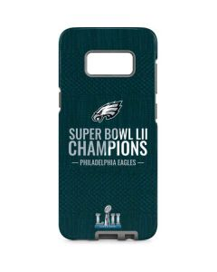 Philadelphia Eagles Super Bowl LII Champions Galaxy S8 Pro Case