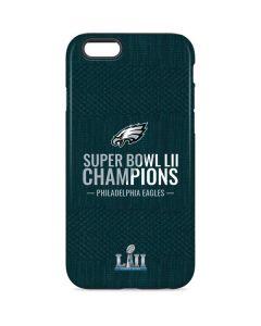 Philadelphia Eagles Super Bowl LII Champions iPhone 6s Pro Case
