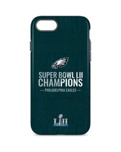 Philadelphia Eagles Super Bowl LII Champions iPhone 7 Pro Case
