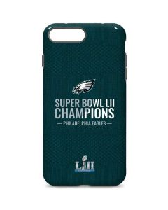 Philadelphia Eagles Super Bowl LII Champions iPhone 8 Plus Pro Case