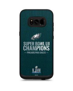 Philadelphia Eagles Super Bowl LII Champions LifeProof Fre Galaxy Skin