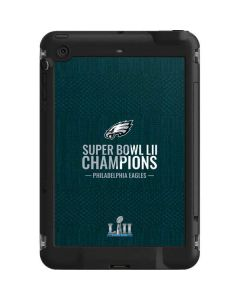 Philadelphia Eagles Super Bowl LII Champions LifeProof Fre iPad Mini 3/2/1 Skin