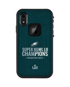 Philadelphia Eagles Super Bowl LII Champions LifeProof Fre iPhone Skin