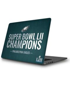 Philadelphia Eagles Super Bowl LII Champions Apple MacBook Pro Skin