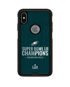 Philadelphia Eagles Super Bowl LII Champions Otterbox Commuter iPhone Skin
