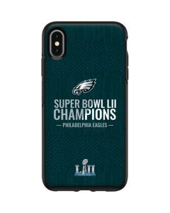 Philadelphia Eagles Super Bowl LII Champions Otterbox Symmetry iPhone Skin
