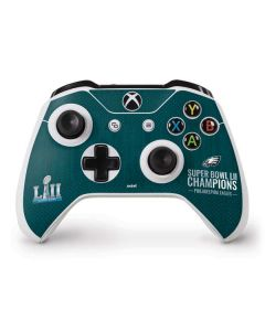 Philadelphia Eagles Super Bowl LII Champions Xbox One S Controller Skin