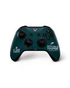 Philadelphia Eagles Super Bowl LII Champions Xbox One X Controller Skin