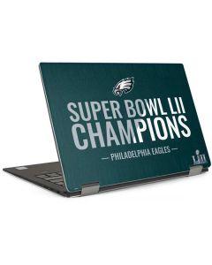 Philadelphia Eagles Super Bowl LII Champions Dell XPS Skin