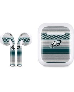 Philadelphia Eagles Trailblazer Apple AirPods Skin