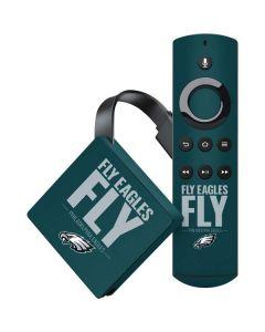 Philadelphia Eagles Team Motto Amazon Fire TV Skin