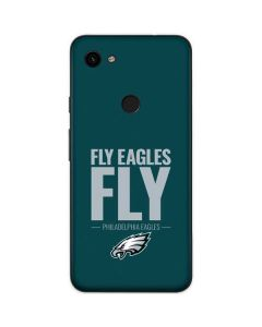 Philadelphia Eagles Team Motto Google Pixel 3a Skin