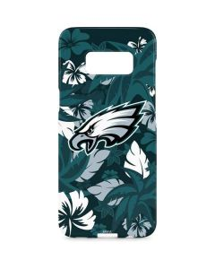 Philadelphia Eagles Tropical Print Galaxy S8 Plus Lite Case
