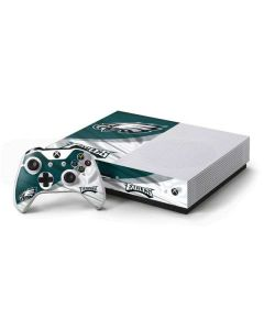 Philadelphia Eagles Xbox One S Console and Controller Bundle Skin