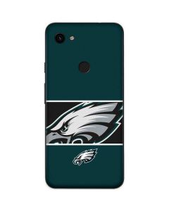 Philadelphia Eagles Zone Block Google Pixel 3a Skin