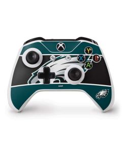 Philadelphia Eagles Zone Block Xbox One S Controller Skin