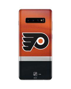 Philadelphia Flyers Alternate Jersey Galaxy S10 Plus Skin