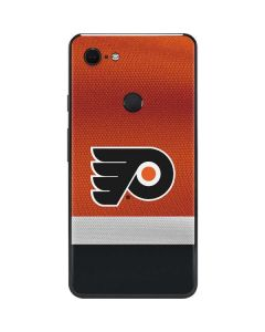 Philadelphia Flyers Alternate Jersey Google Pixel 3 XL Skin