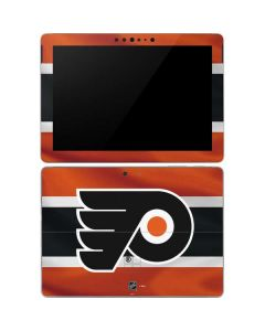 Philadelphia Flyers Alternate Jersey Surface Go Skin