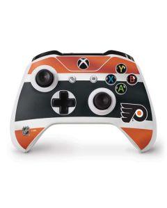 Philadelphia Flyers Alternate Jersey Xbox One S Controller Skin