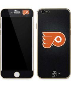 Philadelphia Flyers Black Background iPhone 6/6s Skin