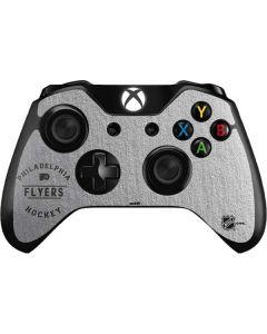 Philadelphia Flyers Black Text Xbox One Controller Skin
