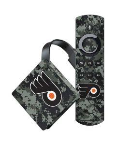 Philadelphia Flyers Camo Amazon Fire TV Skin