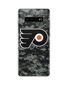 Philadelphia Flyers Camo Galaxy S10 Plus Skin