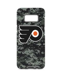 Philadelphia Flyers Camo Galaxy S8 Pro Case