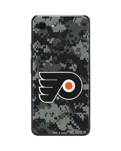 Philadelphia Flyers Camo Google Pixel 3 XL Skin