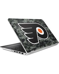 Philadelphia Flyers Camo HP Pavilion Skin
