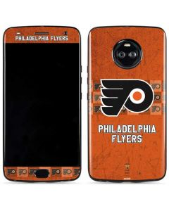 Philadelphia Flyers Design Moto X4 Skin