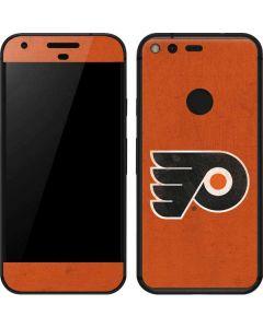 Philadelphia Flyers Distressed Google Pixel Skin