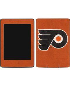 Philadelphia Flyers Distressed Amazon Kindle Skin