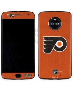 Philadelphia Flyers Distressed Moto X4 Skin