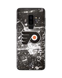 Philadelphia Flyers Frozen Galaxy S9 Plus Skin