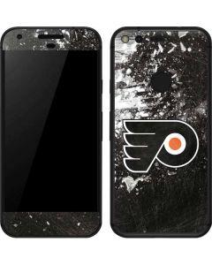 Philadelphia Flyers Frozen Google Pixel Skin