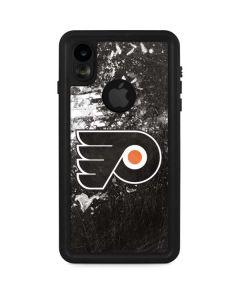 Philadelphia Flyers Frozen iPhone XR Waterproof Case